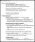 Student CV Template Word