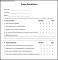Student Evaluation Form PDF Form
