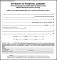 Student Travel Authorization Form