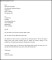 Supplier Service Termination Letter Template Printabe