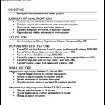 Suzie Student Teen Resume PDF