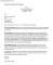 Teacher Cover Letter Format Example