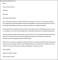 Teacher Job Resignation Letter