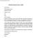 Teacher Resume Cover Letter Example