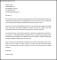 Teacher Retirement Letter Template Word Format Download