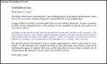Termination Letter Due to Non Compliance Patient