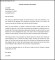 Termination of Contract Letter Template Free Word Format