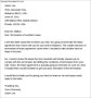 Termination of Landlord Lease Letter