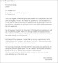 Termination of Rental Agreement Letter
