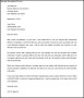 Termination of Services Letter to Attorney Word Format