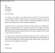 Termination of Services Letter to Client Editable