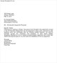 Thank You Business Letter Sample