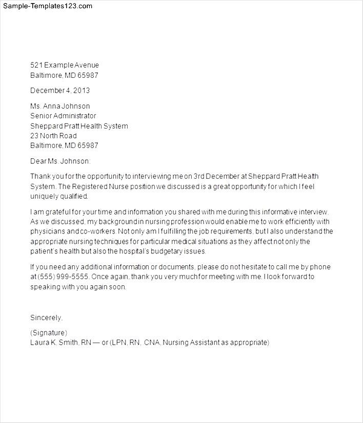 Nursing interview thank you letter gidiyedformapolitica nursing interview thank you letter thank you letter after nursing job interview thecheapjerseys Images
