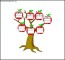 Third Generation Family Tree Example Word Free