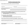 Third Party Authorization
