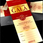 Ticket Invitation Sample