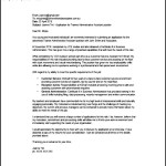 Trainee Administrative Assistant Email Cover Letter Example PDF Free Download