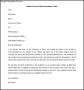 University Recommendation Letter Template Sample Download