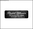 Vintage Return Address Label Template