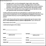 Waiver Print Release Form