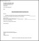 Web Hosting Service Termination Letter Template PDF Format