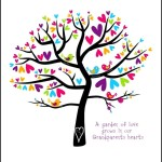 Wedding Gift Family Tree Art