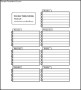 Weekly Task List Template Free