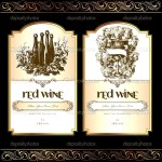 Wine Label Template Download