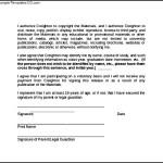 Word Download Media Release Form