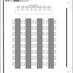 Banquet Room Plan Template