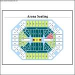 Stadium Seating Template