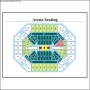 Stadium Seating Template
