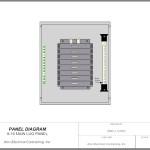 Circuit Panel – Lug Template