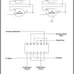 Logic Diagram – Auto Reversing Circuit Template
