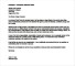 Best Example For Job Reference Letter