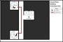 Building – Second Floor Elevator Plan Template