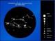 Constellation Chart – Leo Template
