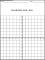Coordinate Grid – 6×6 Template