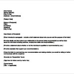 Download Example For Work Reference Letter