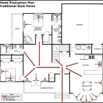 Example Residential Evacuation Plan Template