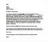 Example of Job Reference Letter