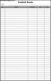 Football Roster Template