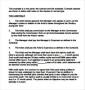 Long Term Artist Management Contract