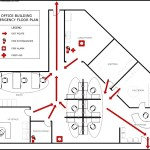 Office Evacuation Plan Template