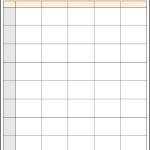 Quarterly Planner Template