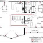 Residential Evacuation Plan Template