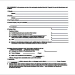 Standard Form Real Estate Contract Template