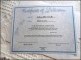 Baby Dedication Certificate Sample