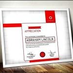Best Designed Diploma Certificate Template