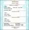 Birth Certificate Template Editable